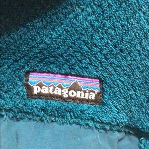 Patagonia Half Button Sweater